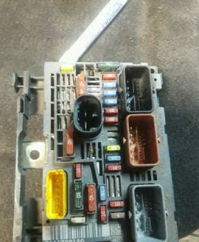Купить автомобильные светодиодные фары, блок бсм bsm-R02 9666700180 пежо ситроен