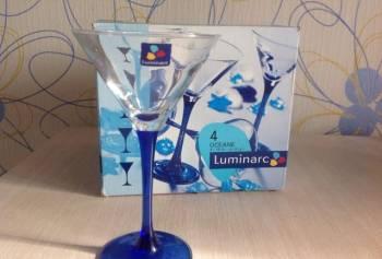 Бокалы Luminarc для мартини (коктейля), Звенигово, цена: 400р.