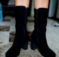 Женские осенние полусапожки, зимняя обувь непромокаемая женская, Кострома