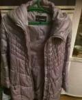 Демисезонная куртка, пуховик emporio armani двойной капюшон, Уразово