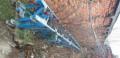Гусек для автокрана, вал карданный на щетку оборудования мтз шлиц-шлиц, Воткинск