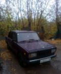 ВАЗ 2107, 1999, авто с пробегом хонда срв, Москва