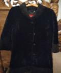 Платья из трикотажа под замшу, полушубок из каракуля, Электросталь