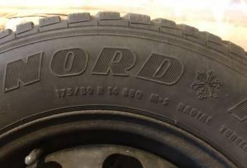Гайки на колеса тойота королла купить, штамповки с зимней резиной vw golf 4, Москва, цена: 3 000р.