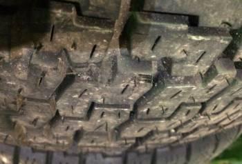 Продам шины б/у, шины на бмв х5 е70 разноширокие r20 ранфлет, Ижевск, цена: 1 500р.