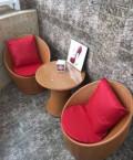 Кресло и стол, Ванино