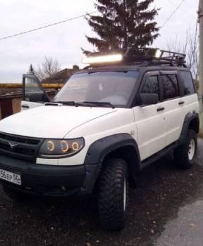 Ford focus 1.5 ecoboost универсал, уАЗ Patriot, 2006, Борисовка, цена: 265 000р.