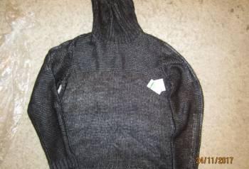 Свитер с длинным воротником, calvin Klein вязаный металлический свитер L, Северодвинск, цена: 4 500р.