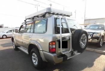 Nissan Safari, 1998, тойота камри в америке, Владивосток, цена: 393 000р.