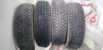 Шины на мазда демио, продаю б/у зимние шины шипы Мишлен 175/70/R14