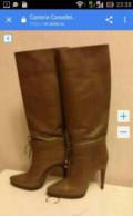 Женские зимние ботинки 41 размер классика, casade сапоги, оригинал Италия, Магарамкент