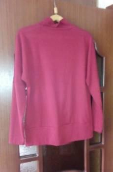 Купить платье с рукавами кимоно, свитер-водолазка р50-52