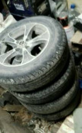Хром диски на авто, литые диски R 14, Пустошка