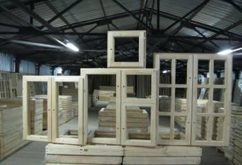Окно деревянное ос 12-12
