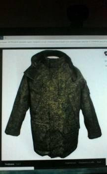 Купить куртка мужская penfield kasson red, зимний военный камуфляж, Тверь, цена: 3 000р.