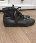 Обувь дольче габбана интернет магазин, кожаные Кеды Nero Gardiani Италия, Сергиевск