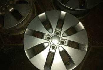 Литые диски для мерседес вито 638, оригинальные литые диски на Киа Рио