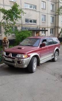 Mitsubishi Pajero Sport, 2005, купить фольксваген пассат 1991 года