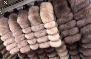 Шуба из песца трансформер, эстет одежда для мужчин, Кормиловка, цена: 12 500р.