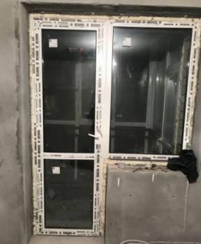 Дверь окно 70 профиль Rehau