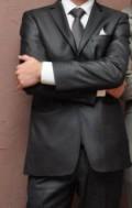 Купить мужскую куртку на клумбе, шоколадный костюм, Бугуруслан