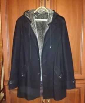 Пальто демисезонное, куртка мужская демисезонная kiro tokao