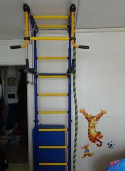 Спортивный уголок для комнаты
