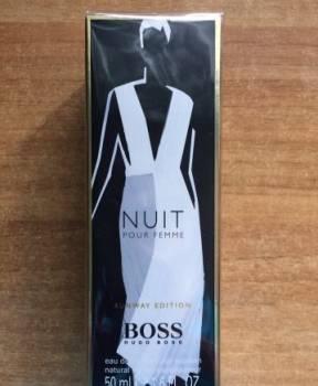 Парфюмерная вода Boss Nuit Pour Femme