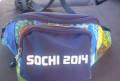 Сумка на пояс Sochi2014, Сочи