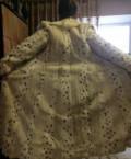 Шуба из кролика Италия silvano, женская одежда 90-х купить, Шахты