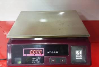 Весы всп-6. 2-4К ладога