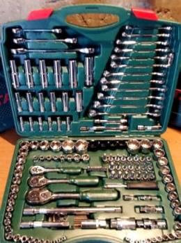 Набор инструментов SATA новые в ассортименте