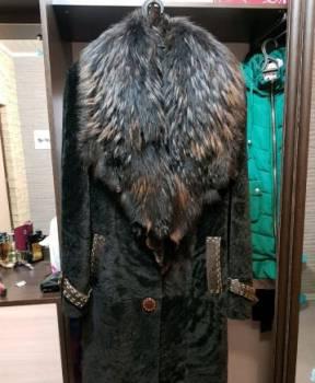 Пальто женское натур. мех, платья для полных до 1000 рублей, Воркута, цена: 15 000р.