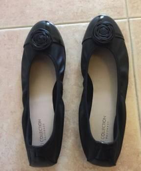 Ортопедическая обувь экко, балетки TJ Collection