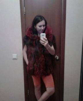 Натуральная желетка, белорусские женские платья интернет магазин р-р, Засечное, цена: 4 000р.