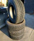 Зимняя резина 255 55 р18 Bridgestone, зимняя резина на ниву 15 радиус шипованная, Тутаев