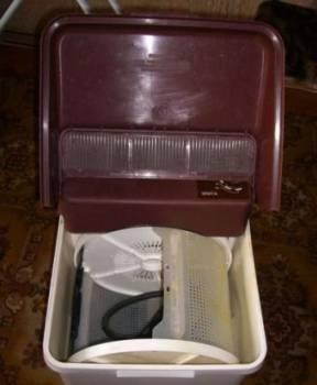 Мини стиральная машинка барабанного типа, Печора, цена: 2 300р.