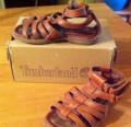 Timberland сандали кожа на 24 см, Псков