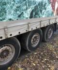 Форд транзит продажа в россии, продаю полуприцеп Schmitz S01, Омск