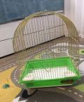 Клетка для птиц, Москва