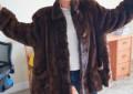 Отличная новая шубка, куртка женская зимняя бордовая, Сургут