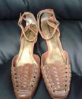Tamaris босоножки натуральная кожа Германия, gut немецкая обувь, Пермь