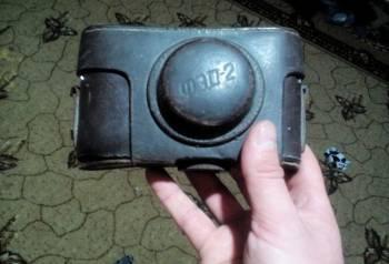 Продаю пленочный фотоаппарат фэд 2