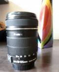 Продам обьектив Canon EFS 18-135, Смоленск