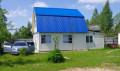 Дача 80 м² на участке 12 сот, Вербилки