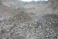 Гравийно-песковая обогащенная смесь. Газом, Камазом, Урень