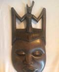 Маска африканская, Фершампенуаз