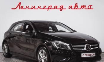 Фольксваген мультивен т6 с пробегом купить, mercedes-Benz A-класс, 2014, Санкт-Петербург, цена: 1 099 000р.