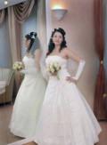 Свадебное платье, женская одежда queen size, Еланцы