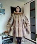 Одежда для женщин типа яблоко, шуба из енота, Екатеринбург